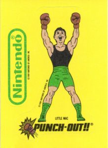 Nintendo Game Pack Sticker 8 Front