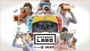 Nintendo Labo VR Kit Box