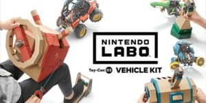 Nintendo Labo Vehicle Kit Box