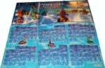 WaveRace: Blue Storm Calendar