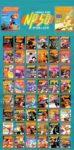 Nintendo Power Magazine Covers 1-49