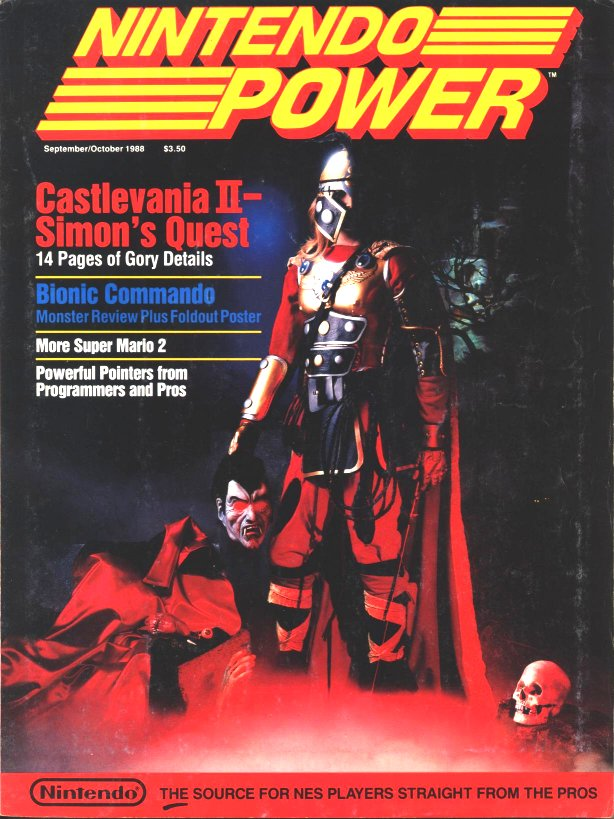 Nintendo Power Volume 2