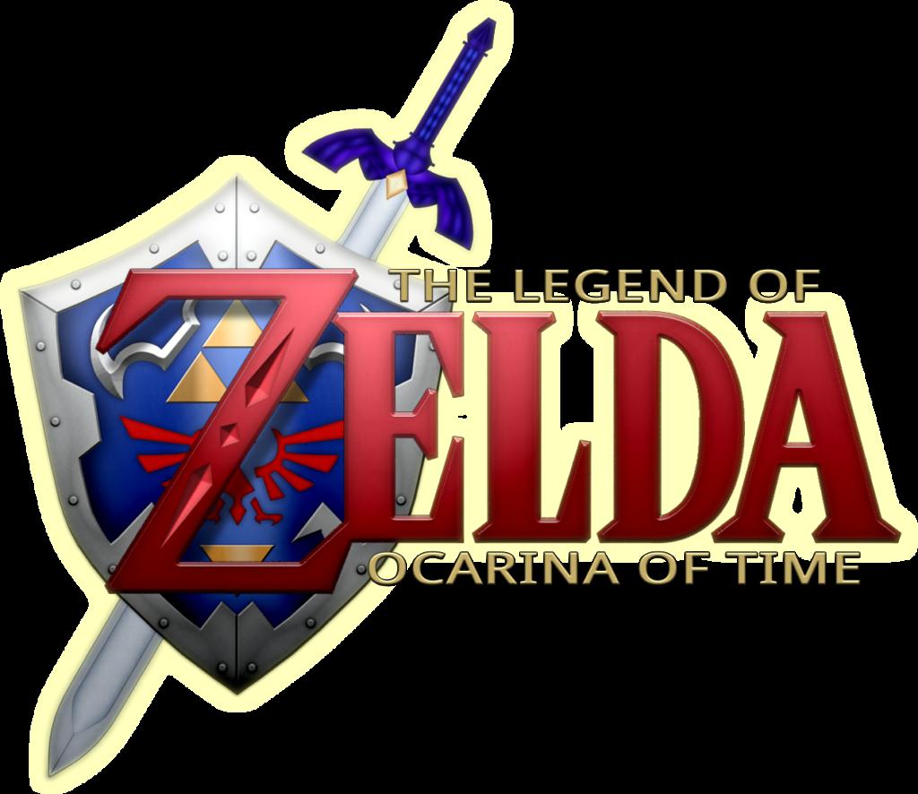 Ocarina of Time Logo