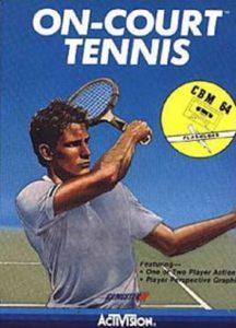 On-Court Tennis Box