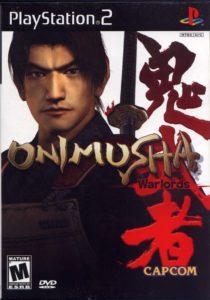 Onimusha Warlords Box