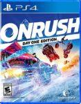 Onrush PS4 Box