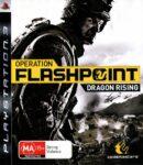 Operation Flashpoint - Dragon Rising PS3 Box