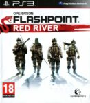 Operation Flashpoint Red River PS3 Box