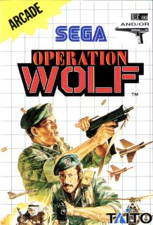 Operation Wolf SMS Box