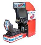 OutRun 2 Arcade Cabinet