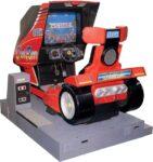 OutRun Arcade Cabinet Deluxe