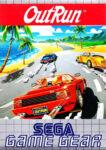 OutRun Game Gear European Box