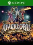 Overlord Fellowship of Evil Xbox One Box
