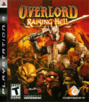 Overlord - Raising Hell PS3 Box