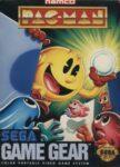 Pac-Man Game Gear Box
