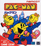 Pac-Man Game Gear Japanese Box