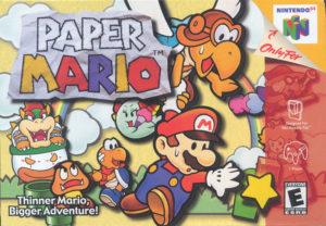 Paper Mario Box