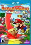Paper Mario Color Splash Box