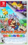 Paper Mario The Origami King Box