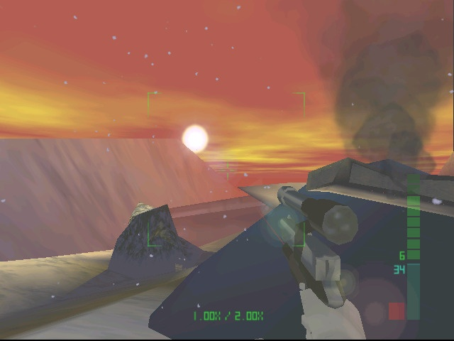 Perfect Dark - Crash Site