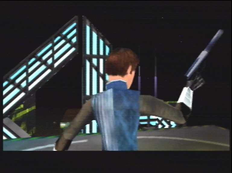 Perfect Dark - First Level Intro