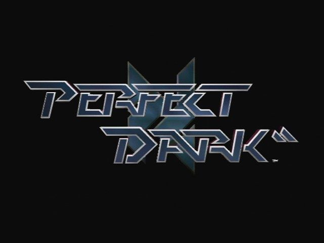 Perfect Dark - Title Screen