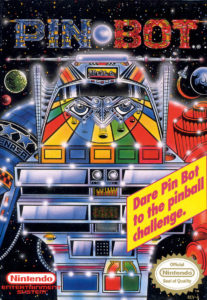 Pin Bot Box