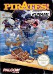 Pirates! European NES Box