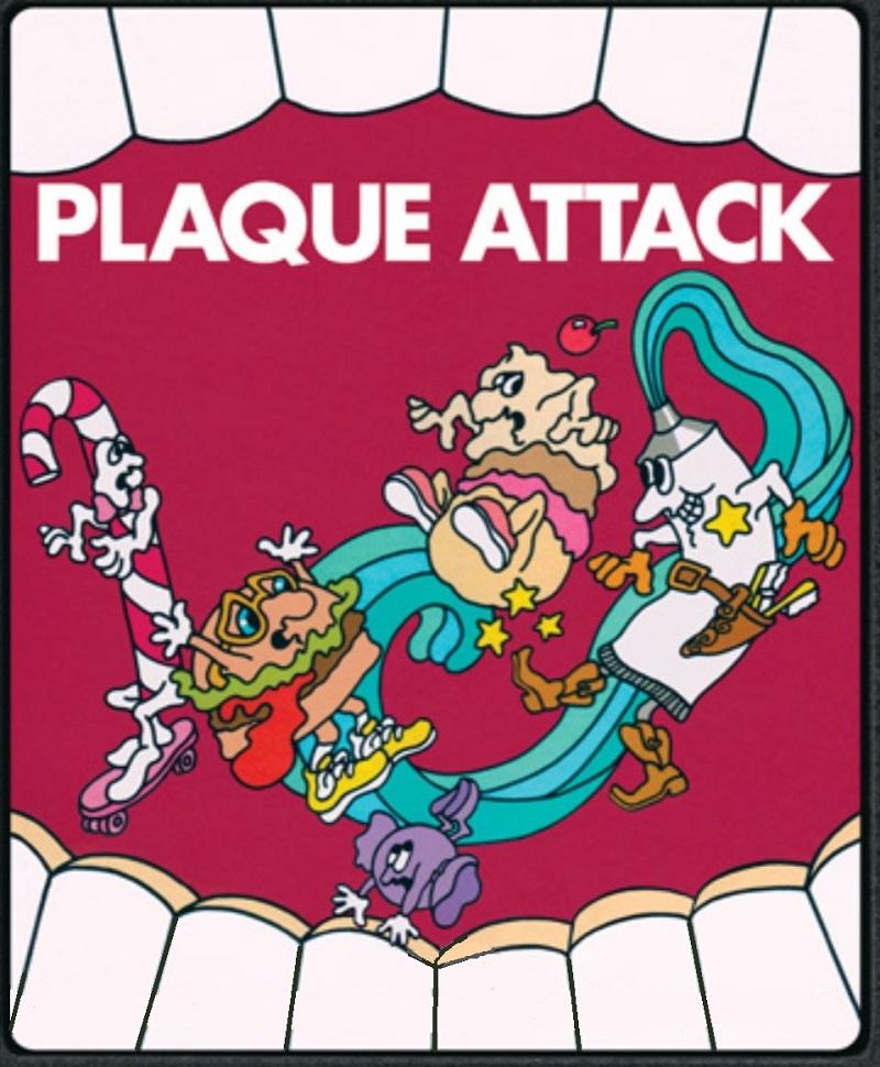 Plaque Attack Logo
