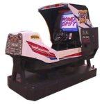 Power Drift Arcade Cabinet