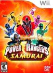 Power Rangers Samurai The Game Box