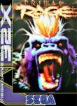 Primal Rage Mega Drive 32X Box