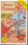 Prince Clumsy ZX Spectrum Box