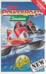 Pro PowerBoat Simulator C64 Box
