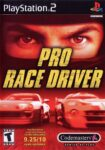 Pro Race Driver PS2 Box
