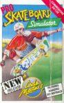 Pro Skateboard Simulator Commodore 64 Box