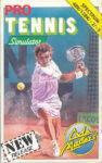 Pro Tennis Simulator ZX Spectrum Box