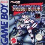 Probotector European Game Boy Box