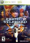 Project Sylpheed - Arc of Deception XBox 360 Box
