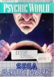 Psychic World Game Gear European Box