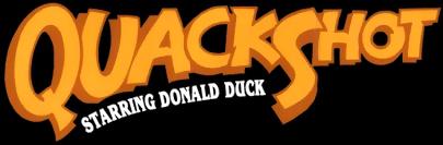 QuackShot Logo