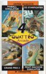 Quattro Arcade Amstrad Box