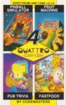 Quattro Coin-Ops ZX Spectrum Box