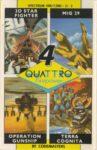 Quattro Firepower ZX Spectrum Box