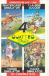Quattro Skills C64 Box