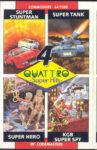 Quattro Super Hits C64 Box