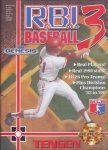 R.B.I. Baseball 3 Genesis Box