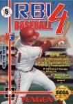 R.B.I. Baseball 4 Genesis Box