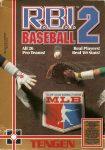 RBI Baseball 2 NES Box (Unlicensed)