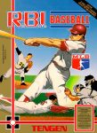 RBI Baseball NES Box (Unlicensed)